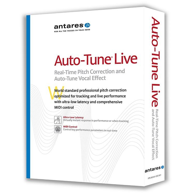 AntaresAuto-Tune Live Vocal Processing Software