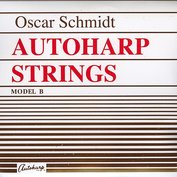 Oscar SchmidtAutoharp String SetModel B