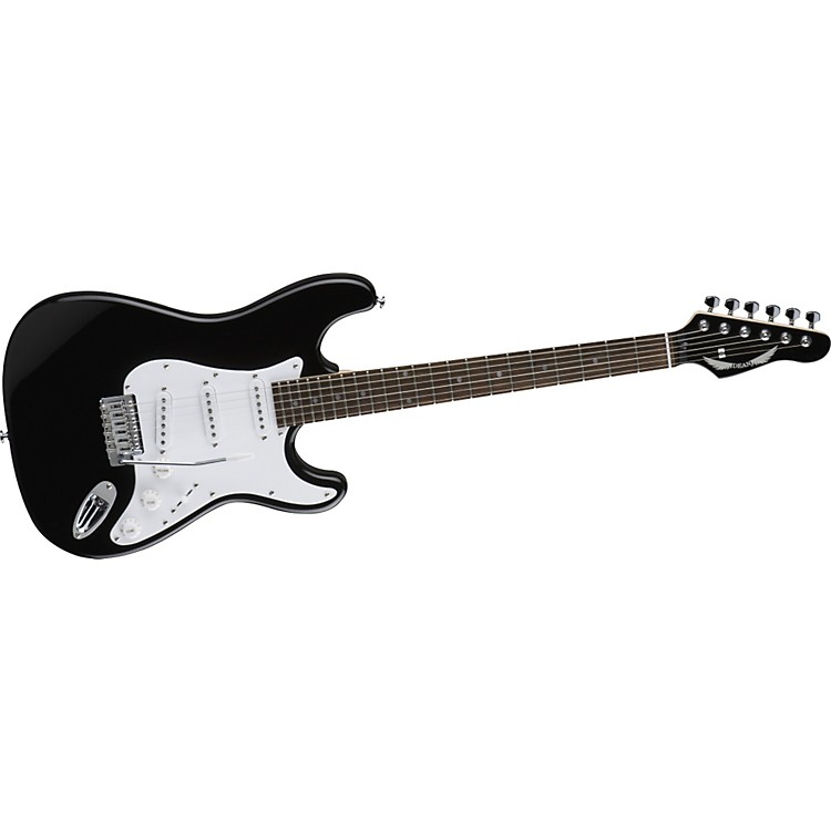 Dean Avalanche Electric Guitar Classic Black