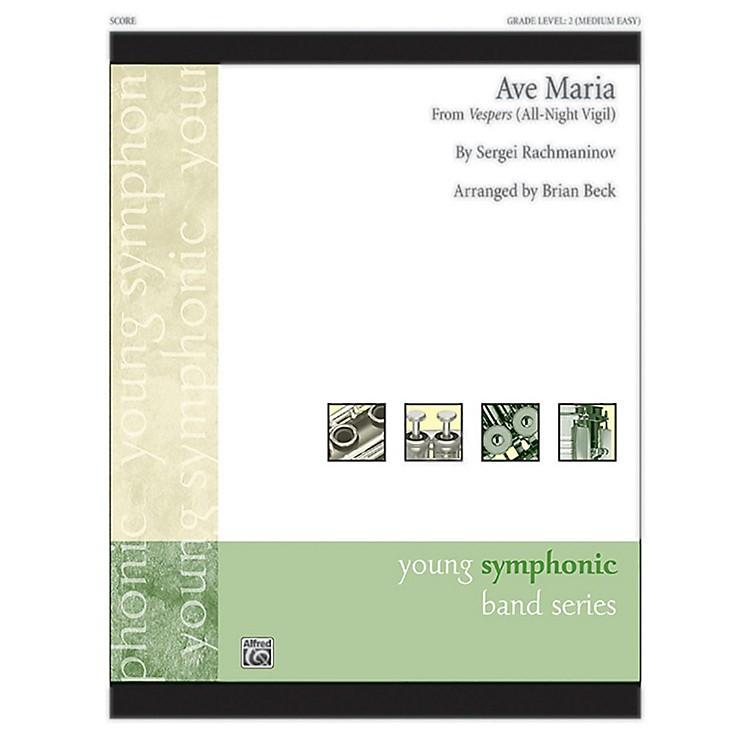 AlfredAve Maria - Grade 2 (Medium Easy)