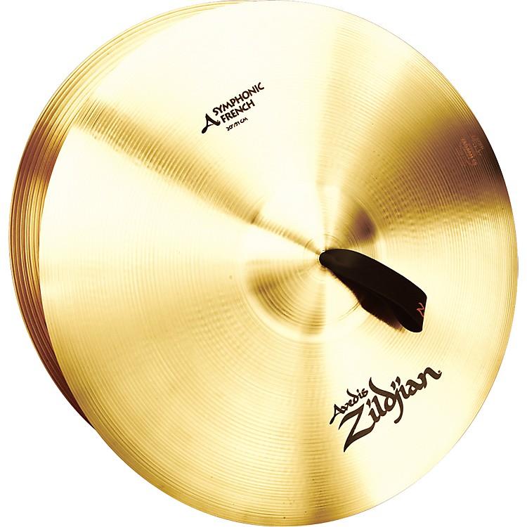ZildjianAvedis Symphonic French Tone Cymbal Pairs