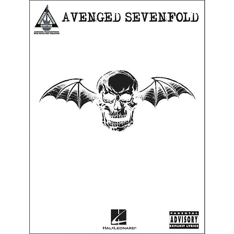 Hal LeonardAvenged Sevenfold Guitar Tab Songbook