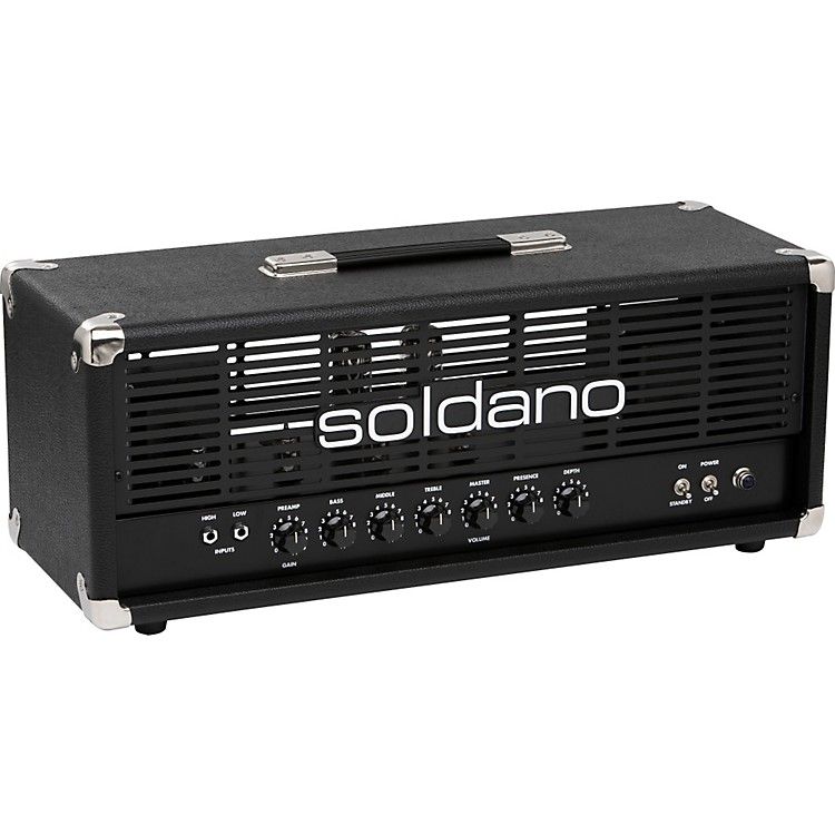 Soldano Avenger 50W Tube Guitar Amp Head