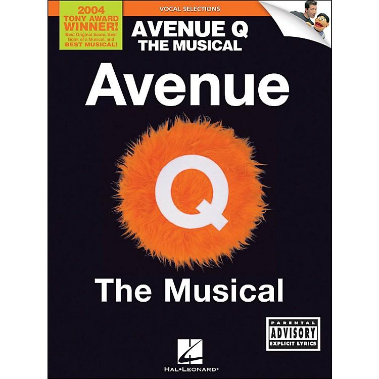 Hal LeonardAvenue Q - The Musical Vocal Selections arranged for piano, vocal, and guitar (P/V/G)