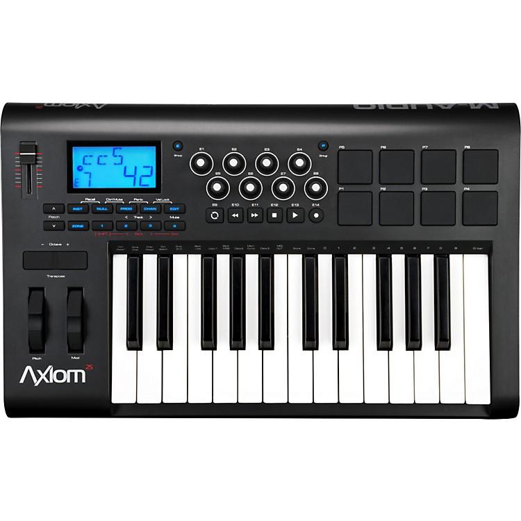 M-AudioAxiom 25 MK2 Ignite Keyboard Control