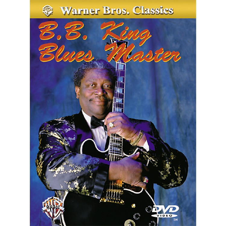 Alfred B.B. King - Blues Master (DVD)