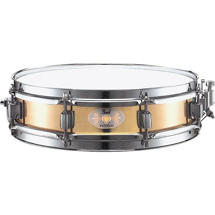 PearlB1330 Brass Piccolo Snare Drum