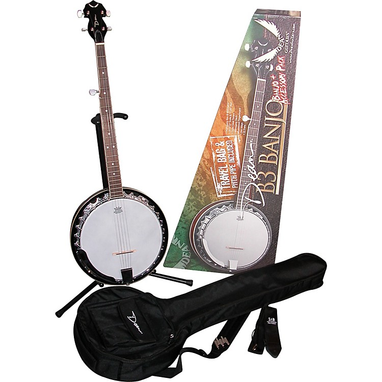 Dean B3 Banjo Pack Gloss
