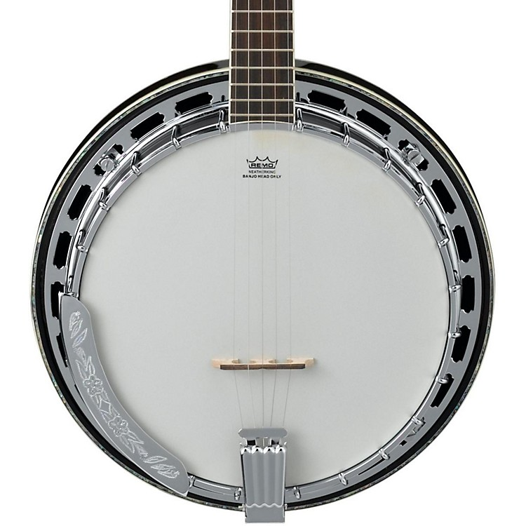 Ibanez B300 5-String Banjo with Rosewood Resonator Natural
