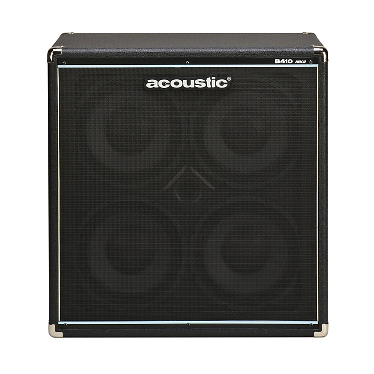 AcousticB410mkII 4x10 Bass Speaker Cab