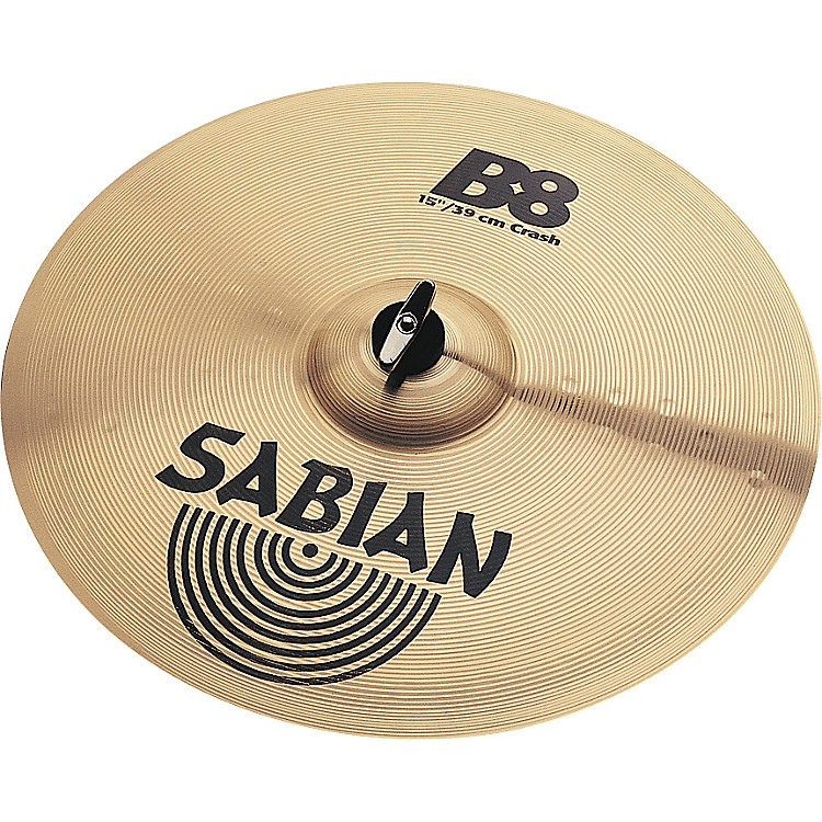 Sabian B8 Crash Cymbal  15 Inches