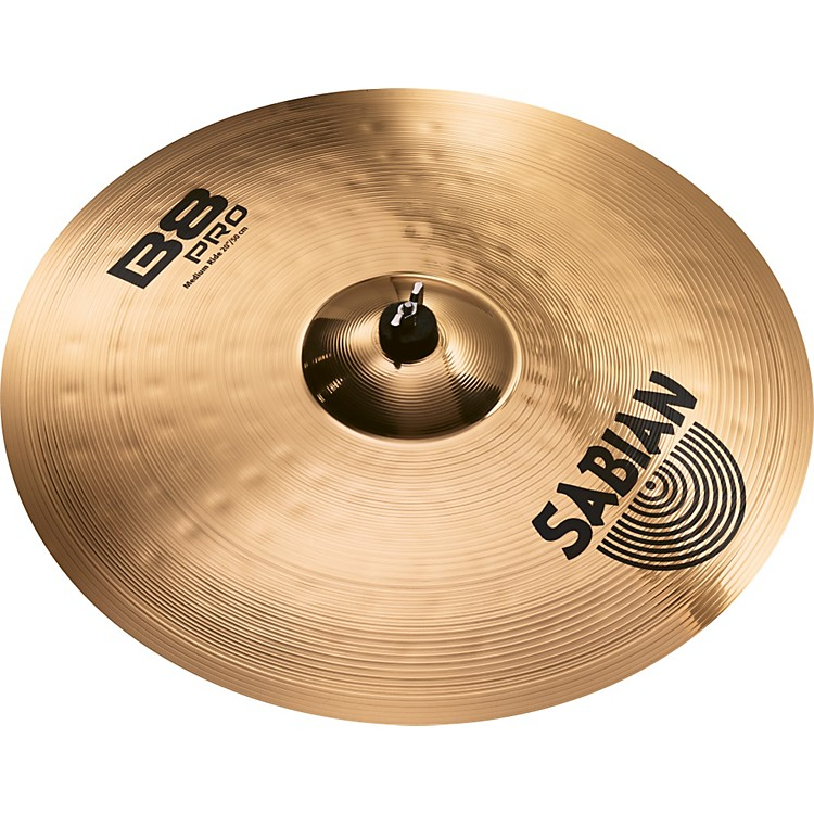 Sabian B8 Pro Medium Ride Brilliant 20 inch