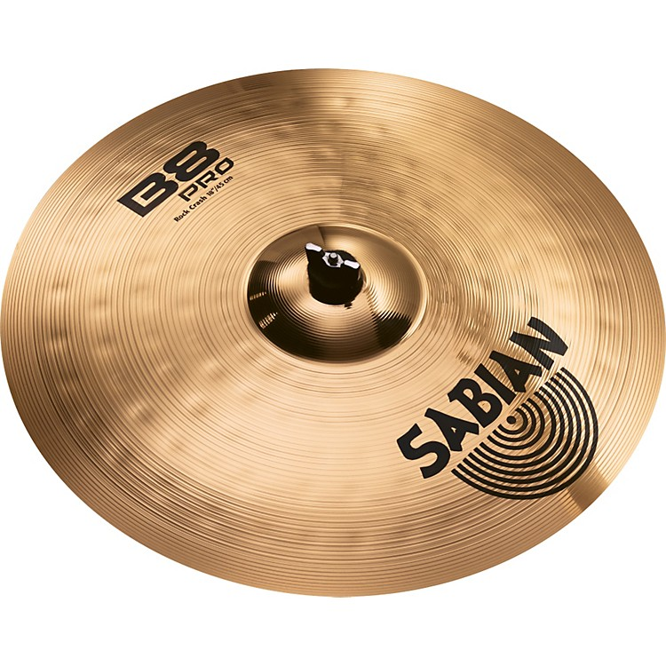 Sabian B8 Pro Rock Crash Brilliant