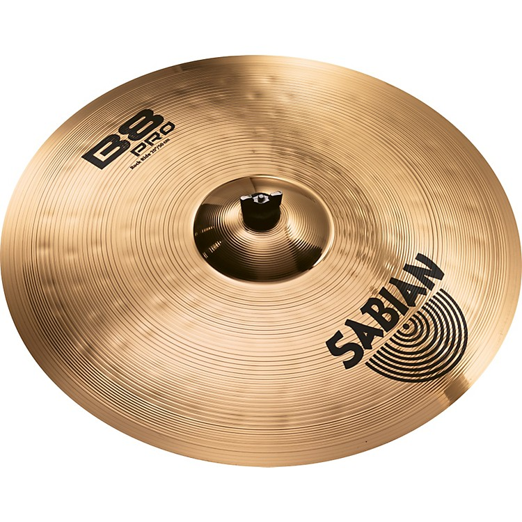 Sabian B8 Pro Rock Ride Brilliant 20 inch