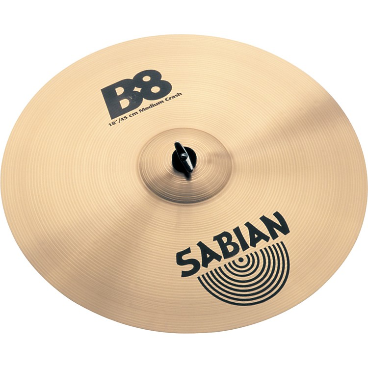 Sabian B8 Series Medium Crash Cymbal  18 Inches