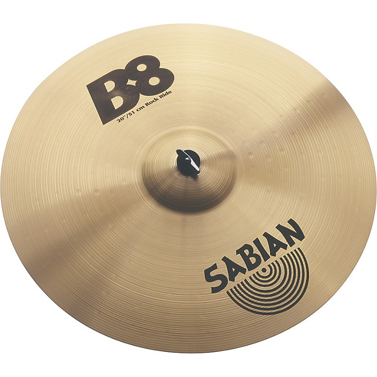 Sabian B8 Series Rock Ride Cymbal