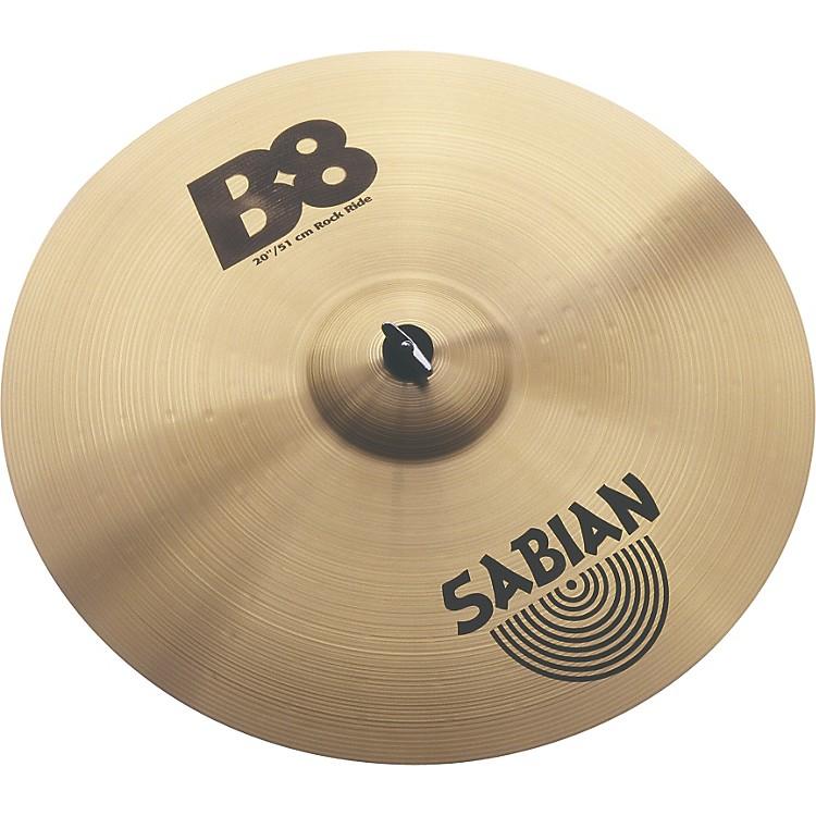 SabianB8 Series Rock Ride Cymbal