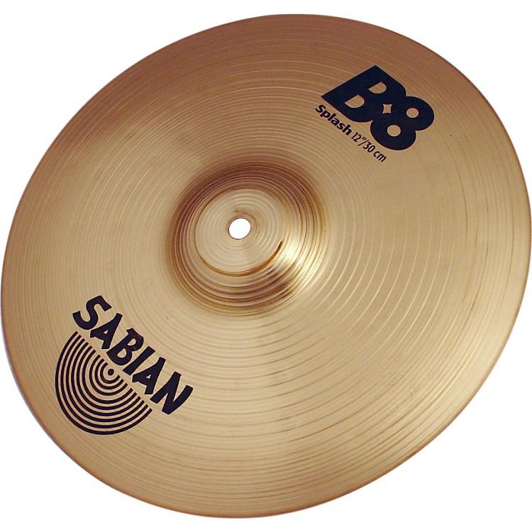 SabianB8 Series Splash Cymbal6 Inches