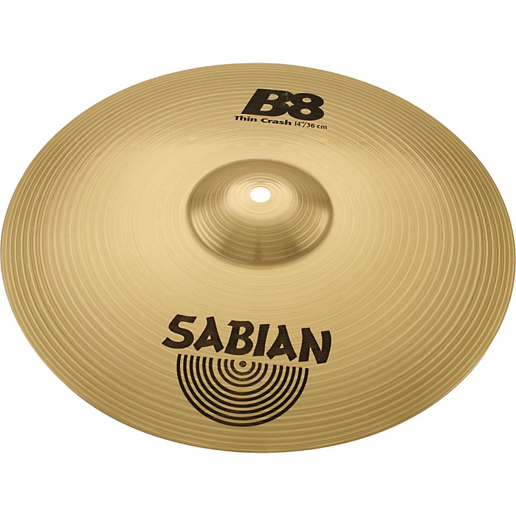 Sabian B8 Series Thin Crash Cymbal