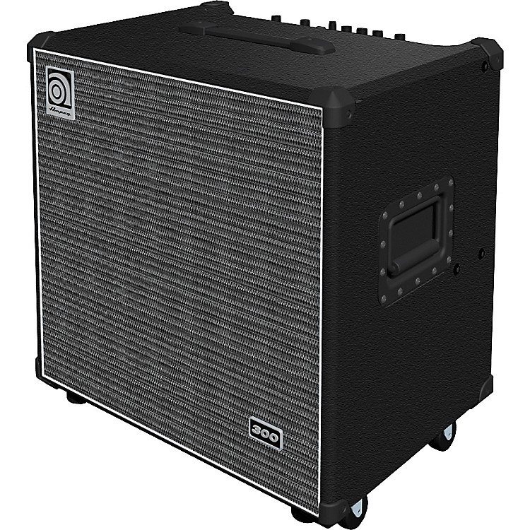 AmpegBA300/115 1 x 15 Bass ComboBlack