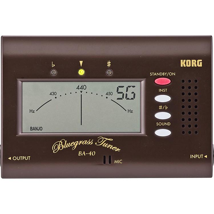 KorgBA40 Bluegrass Tuner