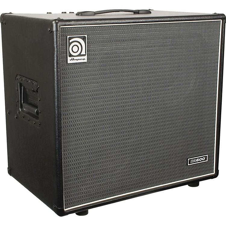 AmpegBA600 / 210 2x10 Bass Combo AmpBlack