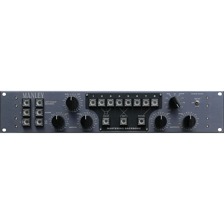 ManleyBACKBONE (DB25 Connectors)