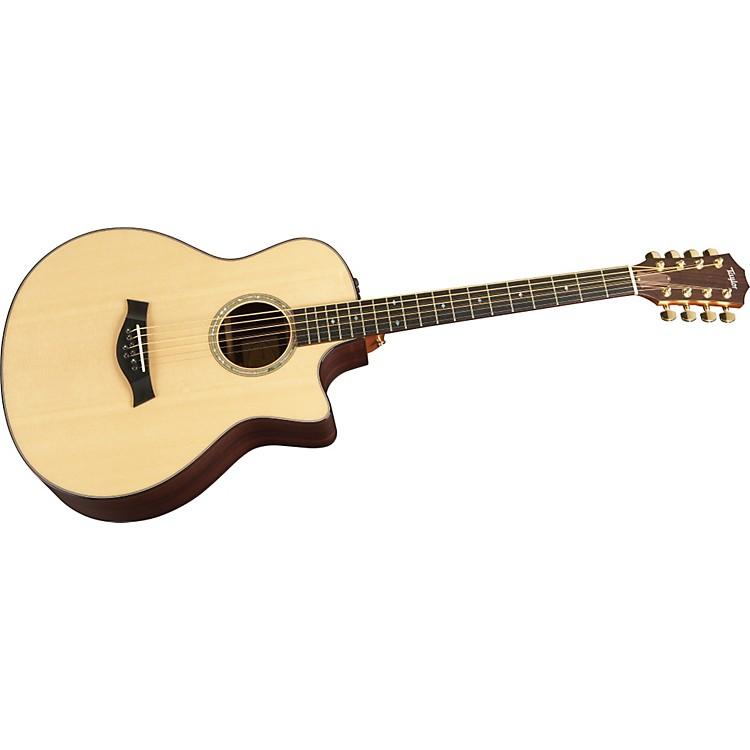TaylorBAR-8 Baritone Mahogany/Spruce 8-String Acoustic-Electric Guitar
