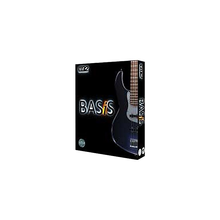 Big FishBASiS Bass Virtual Instrument Software