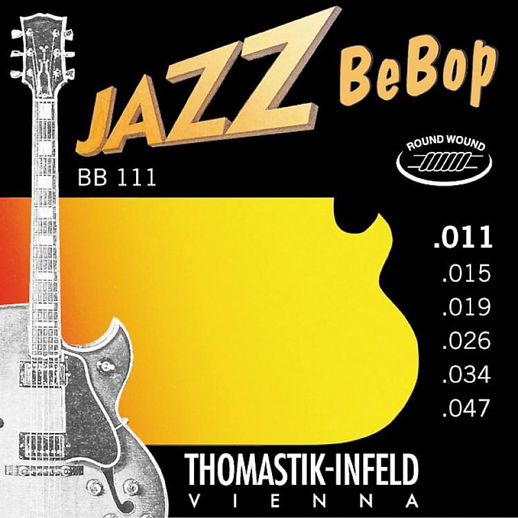 ThomastikBB111 Extra Light Jazz BeBop Guitar Strings
