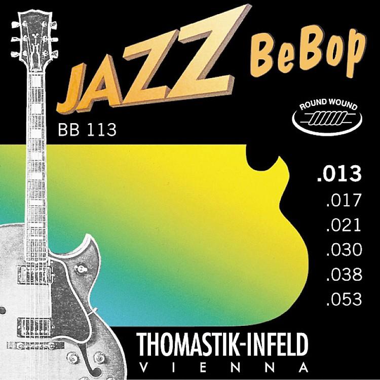 ThomastikBB113 Medium Light Jazz BeBop Guitar Strings