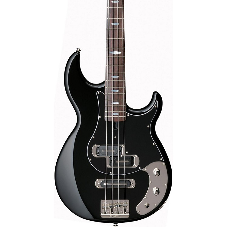 Yamaha BB2024X Electric Bass Guitar Black