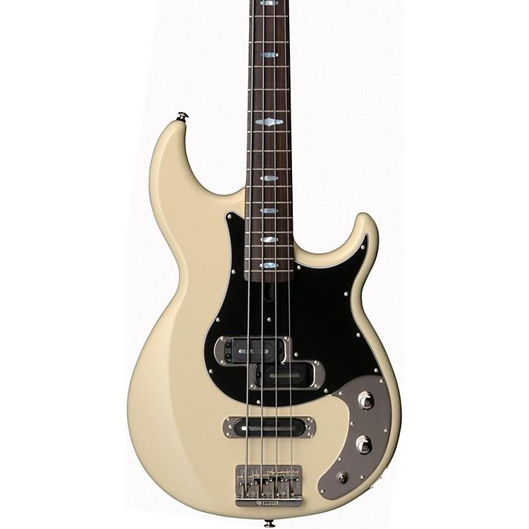 YamahaBB2024X Electric Bass GuitarVintage White