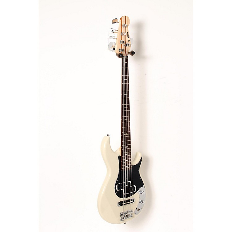 YamahaBB425X 5-String Electric Bass GuitarVintage White888365916699