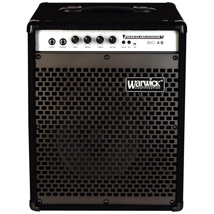 WarwickBC40 40W 1x10 Bass Combo w/2