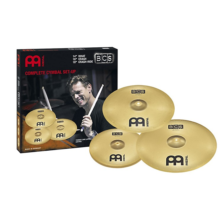MeinlBCS Cymbal Set