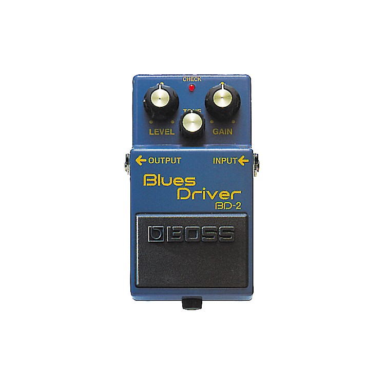 BossBD-2 Blues Driver Pedal