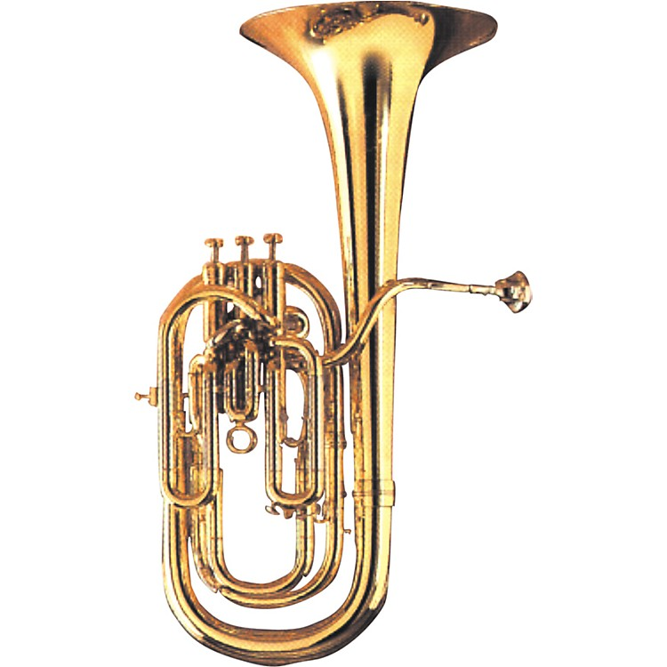 Besson BE955 Sovereign Series Bb Baritone Horn Silver