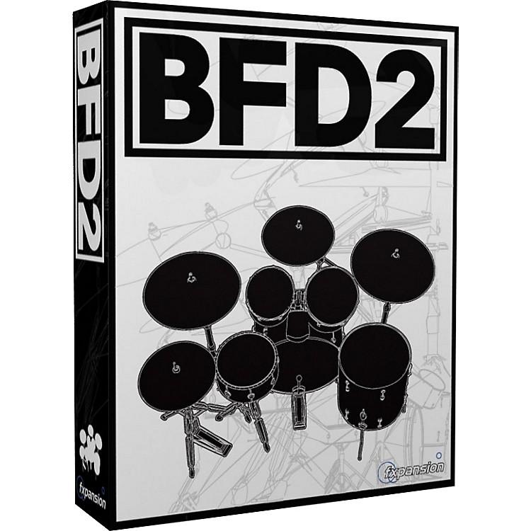 FxpansionBFD2 Acoustic Drums Module