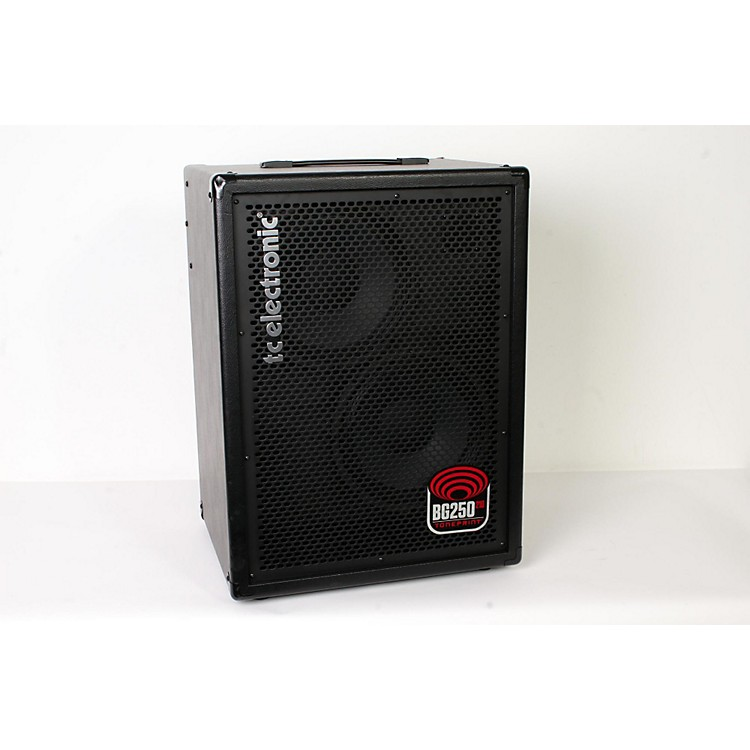 TC ElectronicBG250-210 250W 2x10 Bass Combo with 2 TonePrint SlotsBlack888365896977