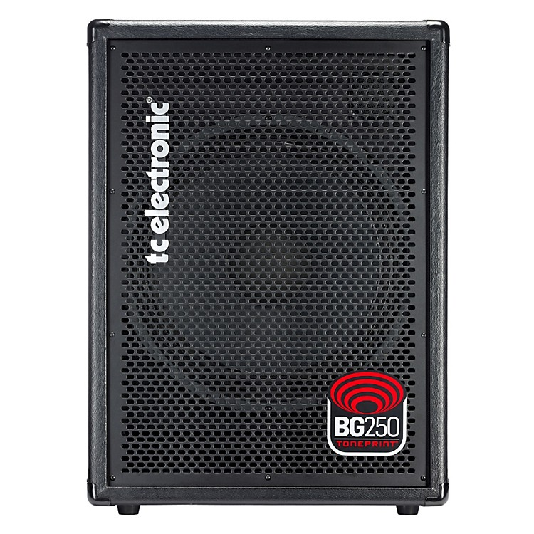 TC Electronic BG250 250W 1x15 Bass Combo Amp Single 15 in. driver and 1 in. tweeter Tone Print Enabled