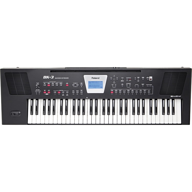 RolandBK-3 Backing KeyboardBlack