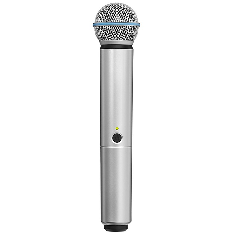 Shure BLX Color Handle  Silver