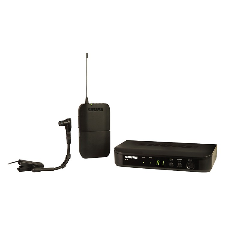 ShureBLX14/B98 Wireless Horn System with WB98H/C Cardioid Condenser MicBand J10