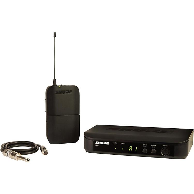 ShureBLX14 BLX Wireless Guitar SystemBand H10