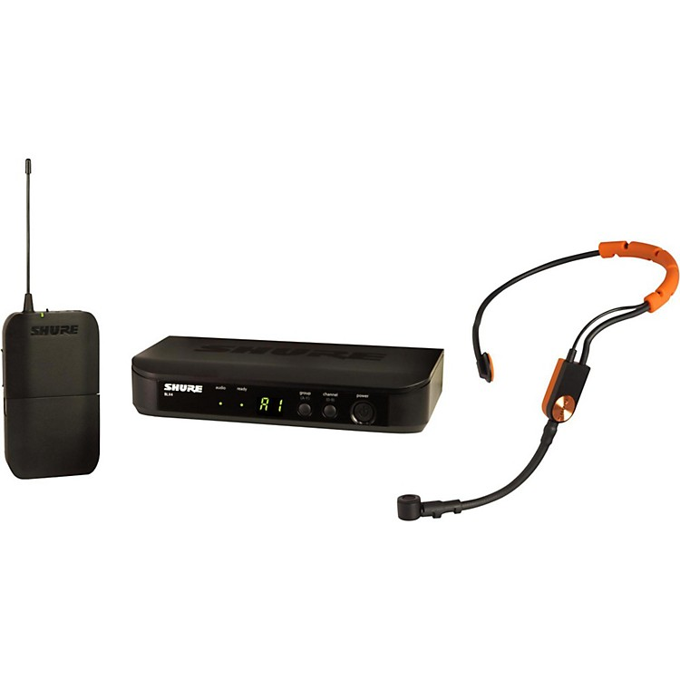 ShureBLX14 Headset System with SM31 Headset microphoneBand H10