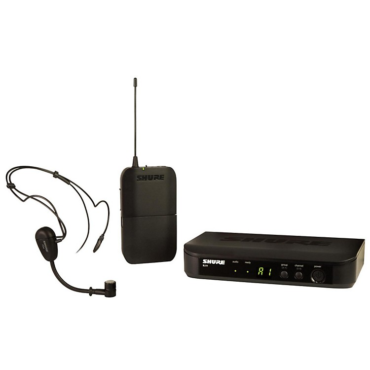 ShureBLX14/PG30 Wireless Headset System with PG30 Headset Micfrequency J10