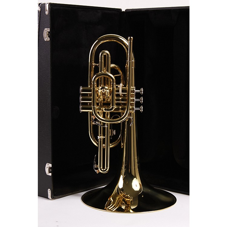 Blessing BM-100 Series Marching F Mellophone Lacquer 886830416002