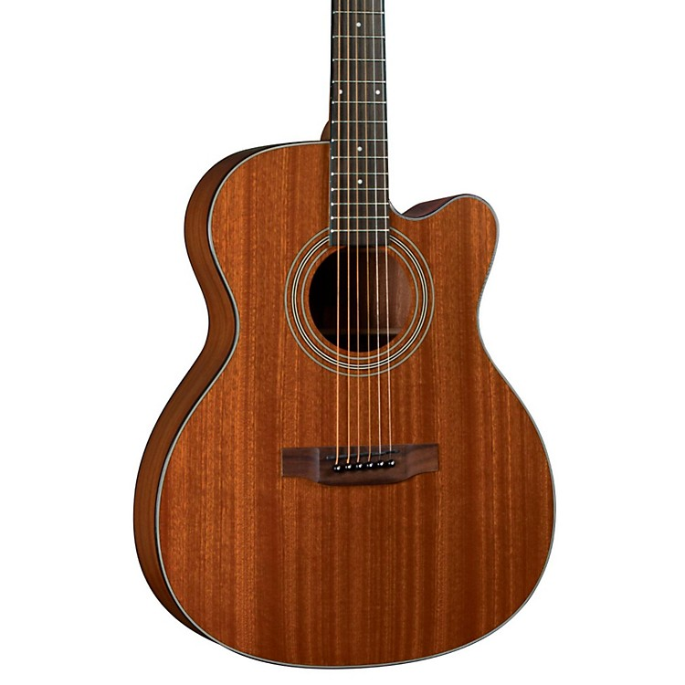 BristolBM-15CE OOO Acoustic-Electric GuitarNatural
