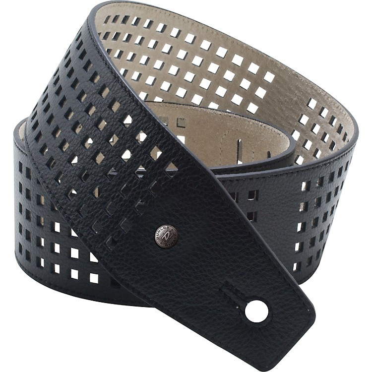 DunlopBMF Leather Strap - Square Perforations